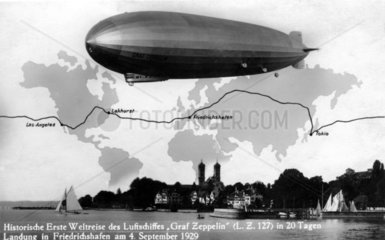 Zeppelin  1929