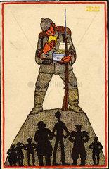 Leibnitzwerbung ca. 1910