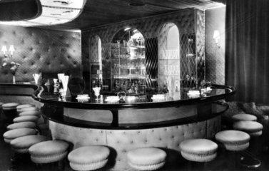 Bar Barhocker Spiegel