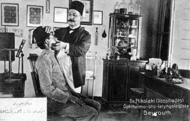 arabischer Arzt