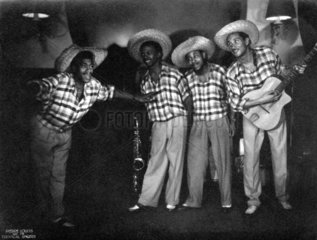 4 Musiker Kuba