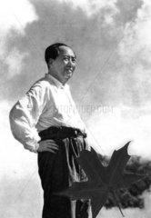Portraet von Mao Tse-Tung