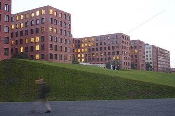 Potsdamer Platz Park Kollonaden