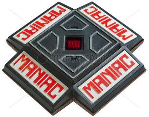 Maniac  fruehes Handheld Videospiel  Japan  1979
