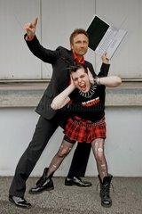 Ich scheisse auf Politik - Punk und Spiesser