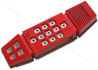 Merlin  eines der ersten Handheld-Computerspiele  1979
