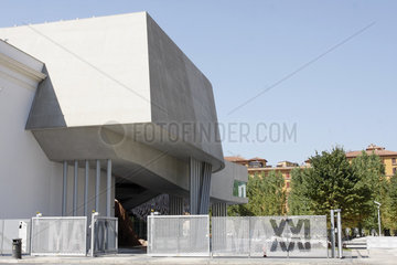 MAXXI Nationalmuseum der Kunst des 21. Jahrhunderts