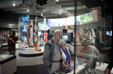 National Football Museum  Manchester  England