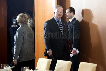Merkel + Teyssen