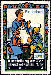 Kinderhort  1913