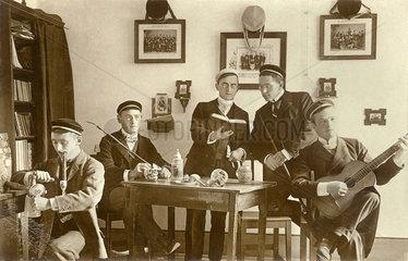 Suedtiroler Studenten  Studentenverbindung  Brixen  1902