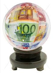 Symbolfoto finanzielle Zukunft