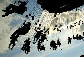 Kettenkarussell Oktoberfest 2006