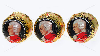Salzburger Mozartkugeln