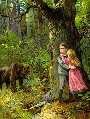 Baer  Wald  Kinder  1887