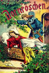 Dornroeschen  um 1903