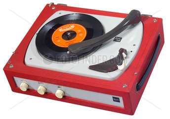Plattenspieler  Dual  1959