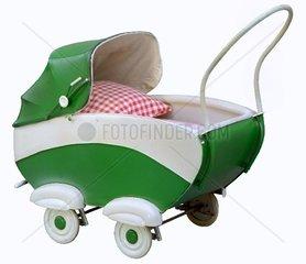 Kinderwagen 50er Jahre