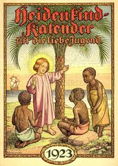 katholische Mission 1923
