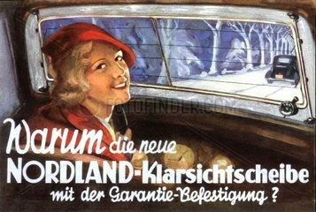 Klarsichtscheibe 1933
