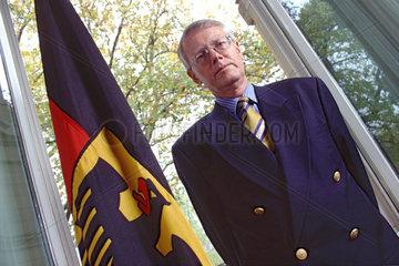 Kay Nehm  Generalbundesanwalt  1996