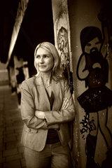 German Family Minister Manuela Schwesig