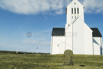 Skalholt Church  Iceland