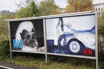 H&M Werbung