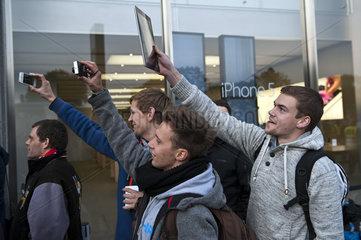 Verkaufsstart des Apple iPhone 5
