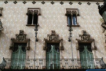 Barcelona (Spain) - Casa Amatller by Josep Puig i Cadafalch