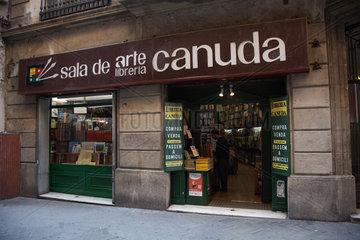 Barcelona (Spain) - Bookshop
