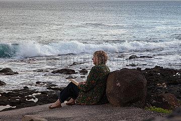 Reader - Playa Blanca  Lanzarote