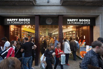 Barcelona (Spain) - Bookshop
