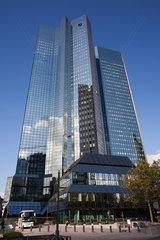 Deutschen Bank - Frankfurt / Main