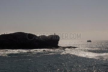 Cliff - Playa Blanca  Lanzarote