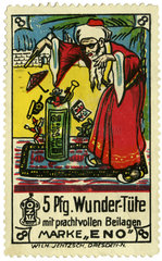 Werbung fuer Wundertueten  1913