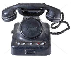 altes Siemens Telefon  1958