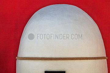 House front detail view - Playa Blanca  Lanzarote