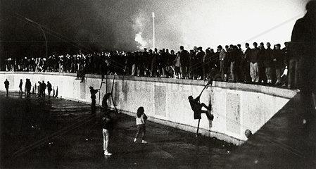 Mauerfall Berlin 1989