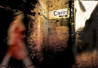 Caffe in Indemini
