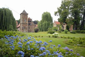 Schloss Huelshoff in Havixbeck