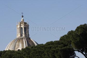 Kuppel in Rom