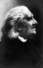 Portraet von Franz Liszt