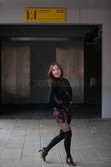 NUYEN  Jenny-Mai - Portrait of the writer