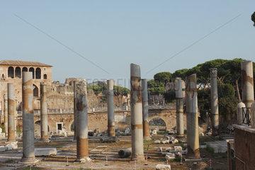 Trajanssaeulen in Rom