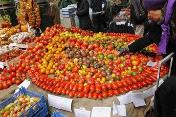 Tomato auf dem Borough Market
