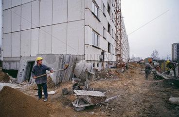 Plattenbau Schwerin