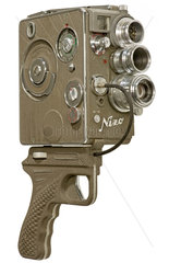 8mm Schmalfilmkamera  Nizo Heliomatic  1954