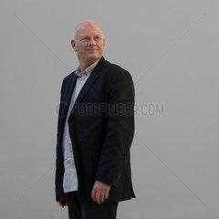 JONES  Lloyd- Portrait of the writer