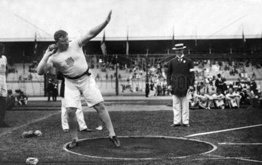 Olympischen Spiele Stockholm 1912 Pat Mac Donald